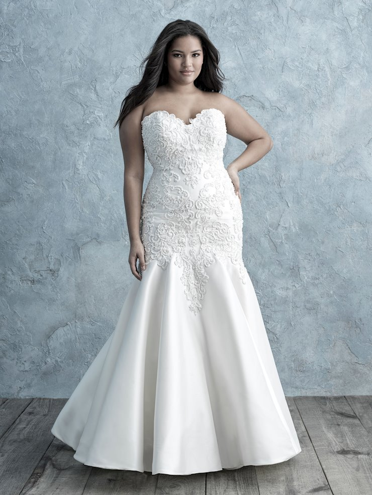 Allure Bridals 9673