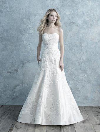 Allure Bridals 9675
