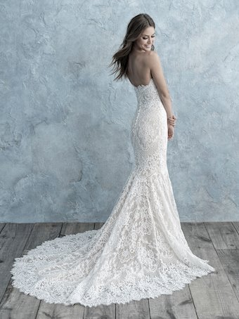Allure Bridals Style #9676