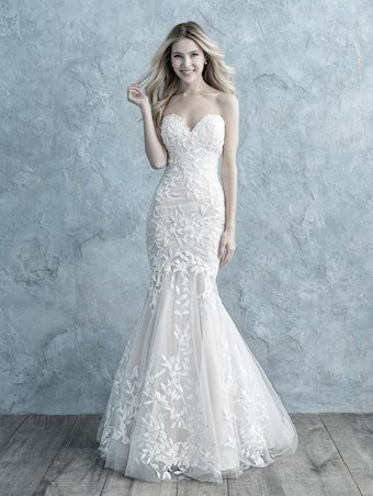 Allure Bridals Style #9678