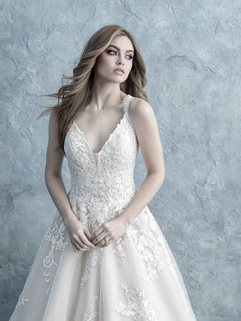 Allure Bridals Style #9679