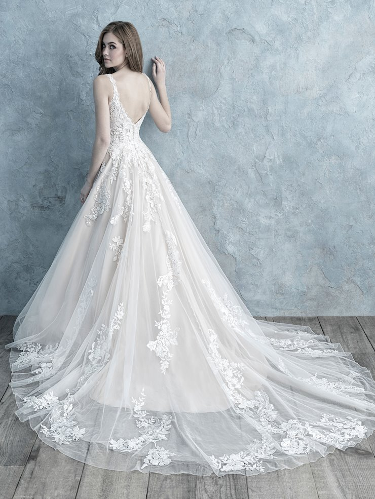 Allure Bridals 9679