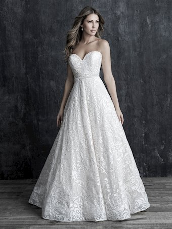 Allure Couture Style C549