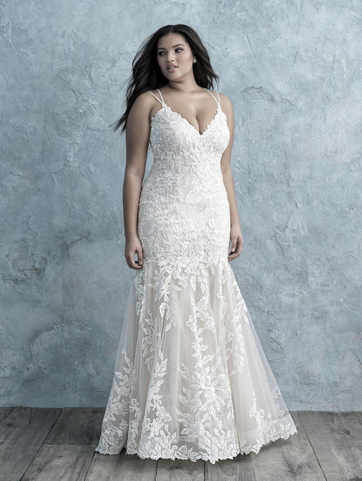Allure Bridals W454