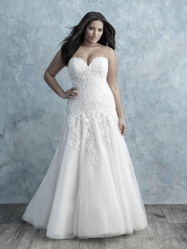 Allure Bridals W455