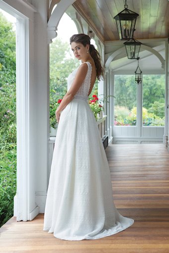 Justin Alexander Sweetheart Style #11045