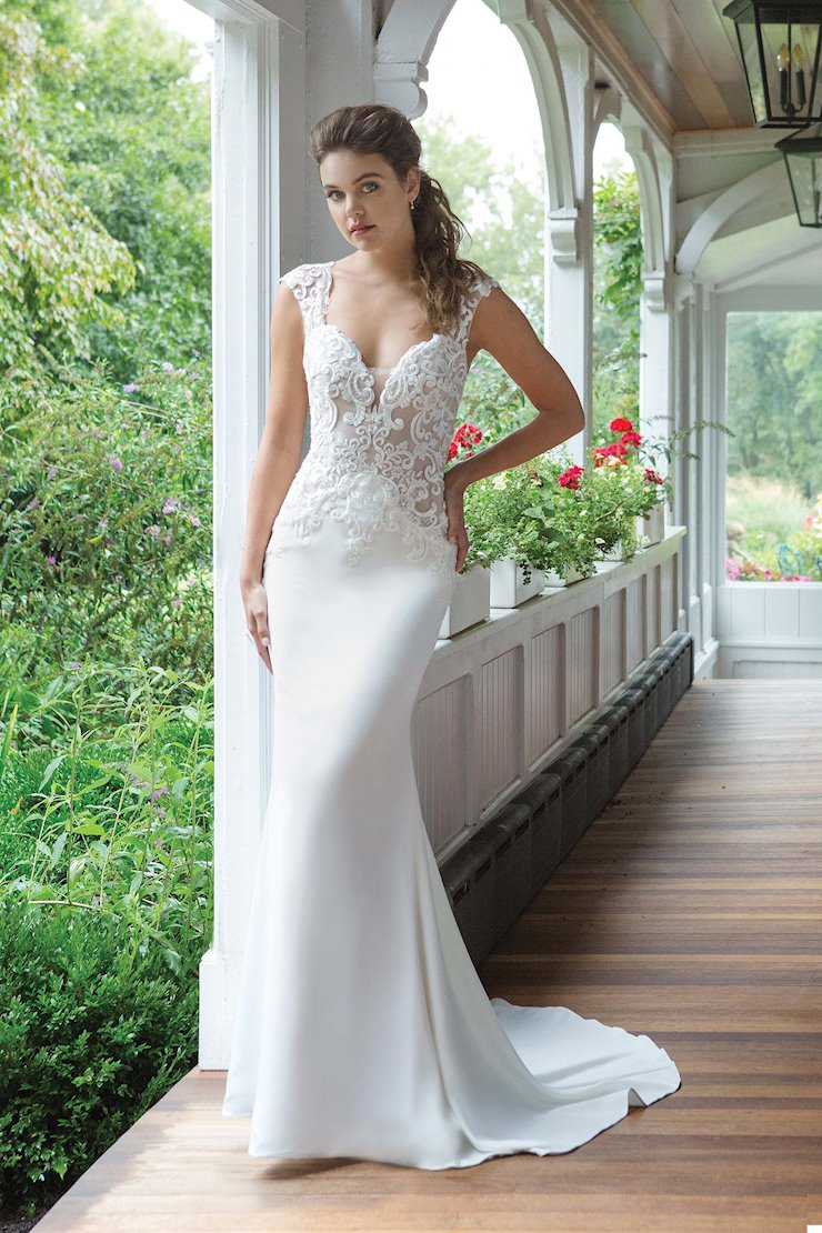 Justin Alexander Sweetheart Style No. 11049  Image