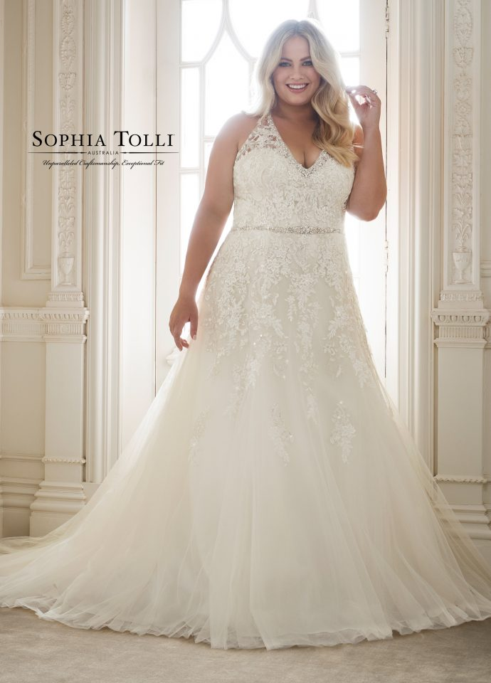 Sophia Tolli Y11878LS