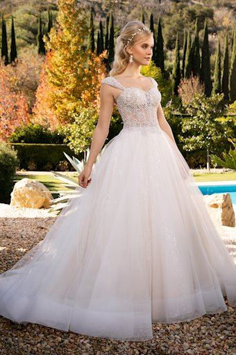 Casablanca Bridal Rosalie