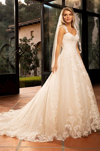 Casablanca Bridal Style No. 2383