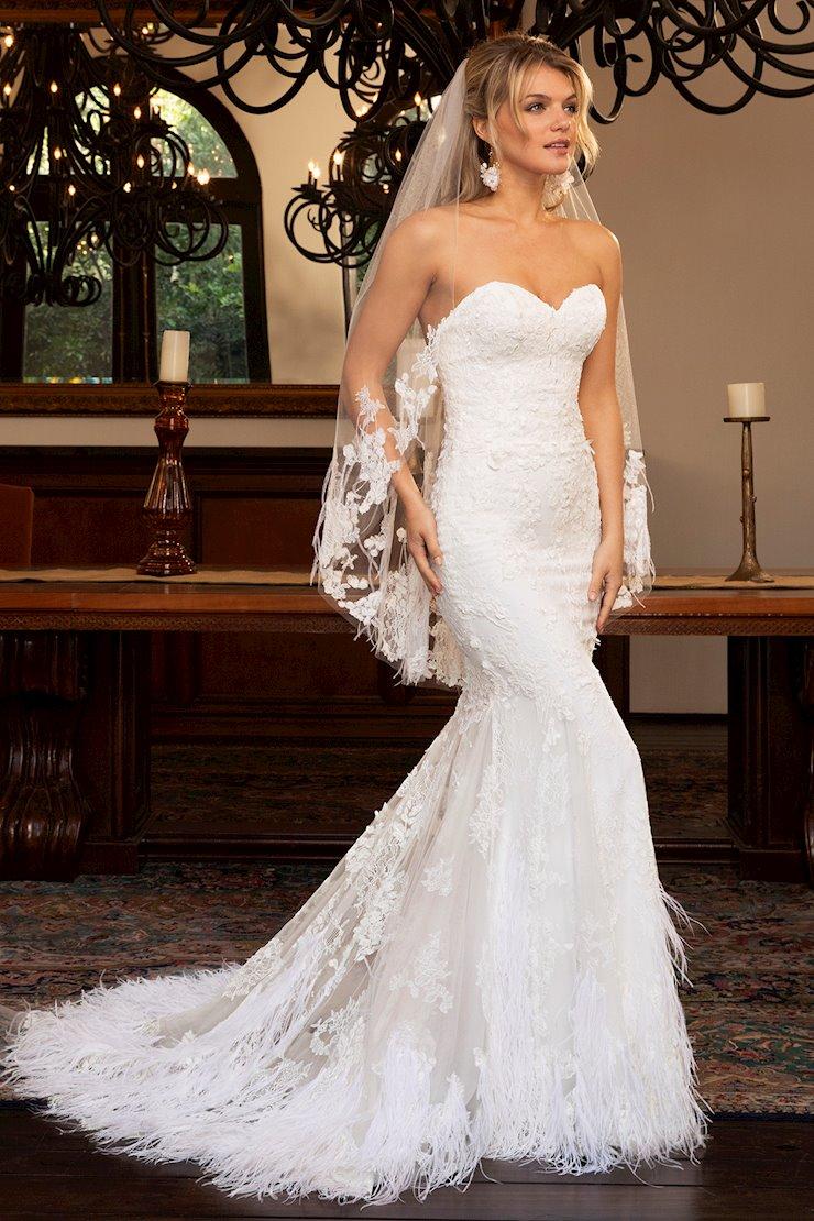 Casablanca Bridal Adeline Image