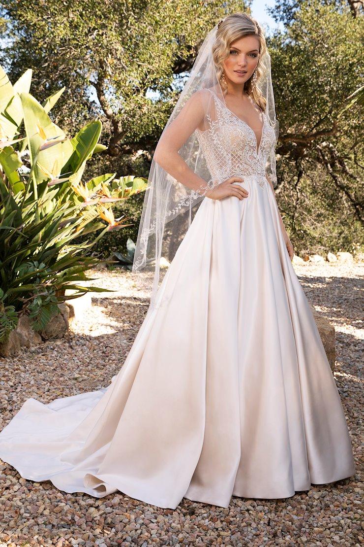 Casablanca Bridal Lizzie Image