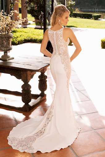 Casablanca Bridal 2390