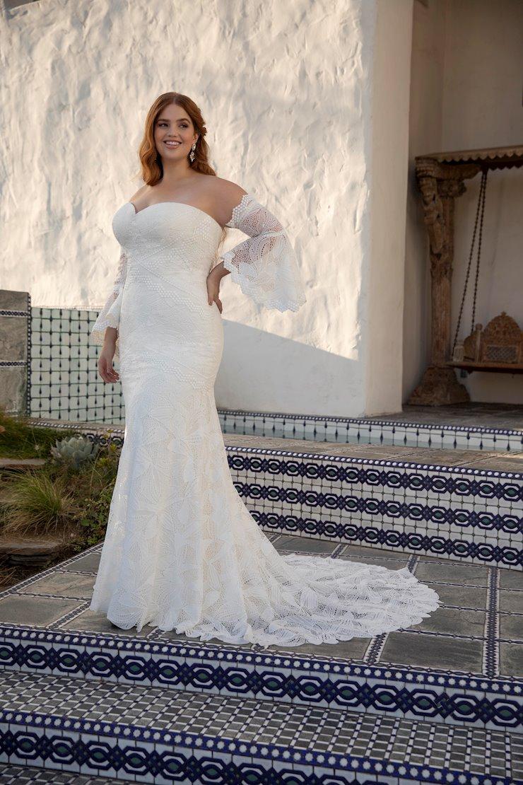 Beloved by Casablanca Bridal BL300