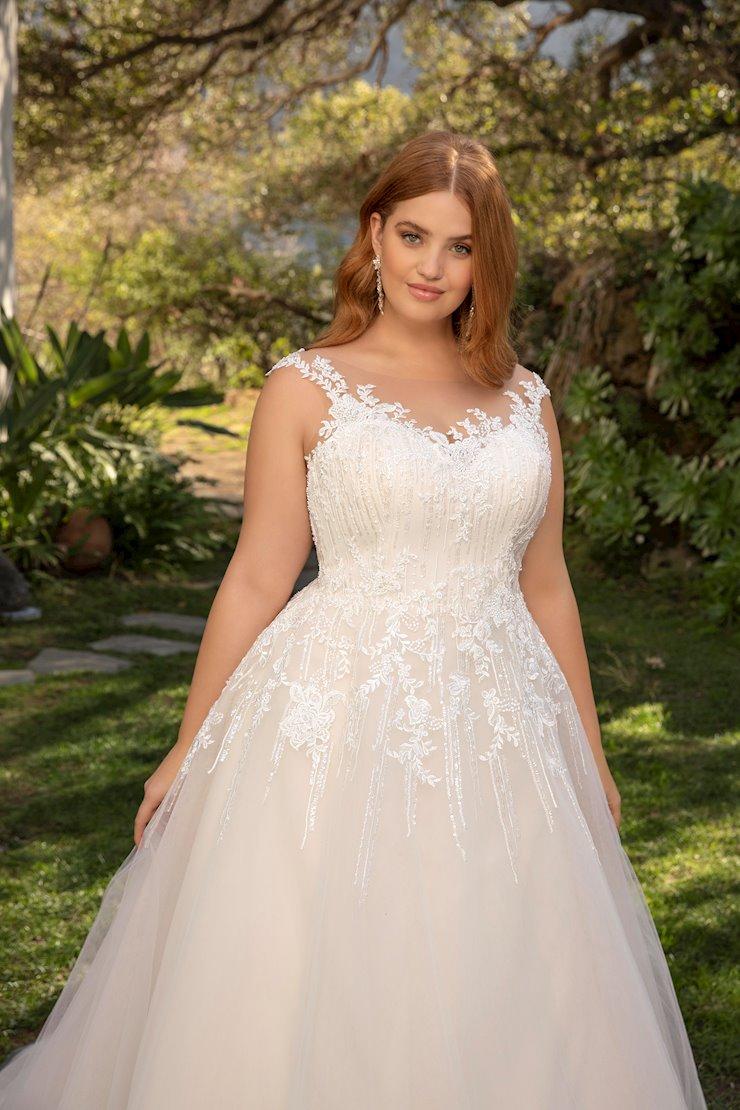 Beloved by Casablanca Bridal BL312C