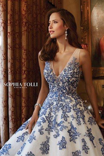 Sophia Tolli Ciel