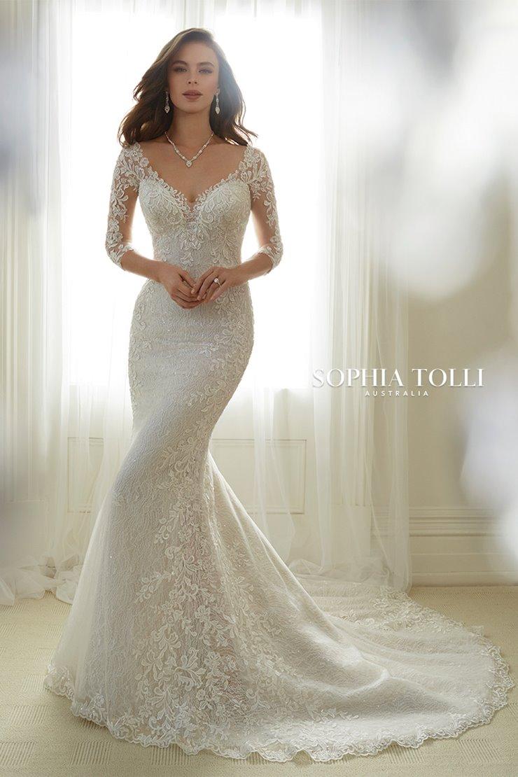 Sophia Tolli Gabrielle