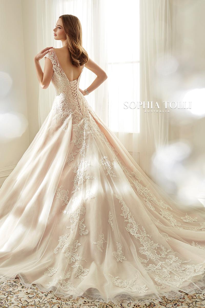 sophia tolli estelle wedding dress off 18   medpharmres.com