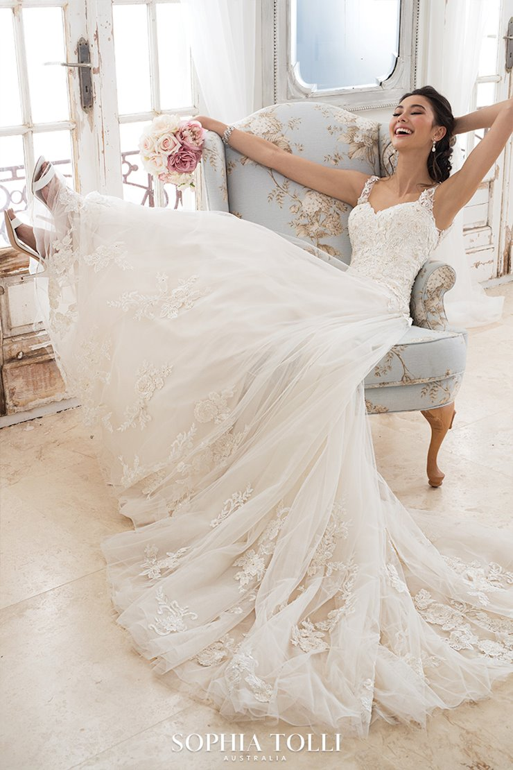 Sophia Tolli Style #Y11877
