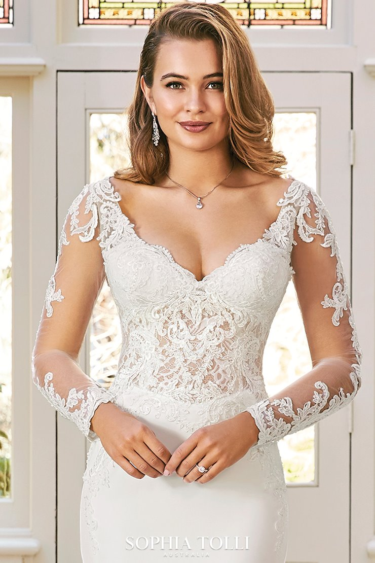 Sophia Tolli Brooklyn
