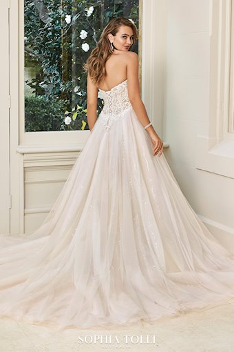 Princess Ballgown with Allover Sparkle Alessia