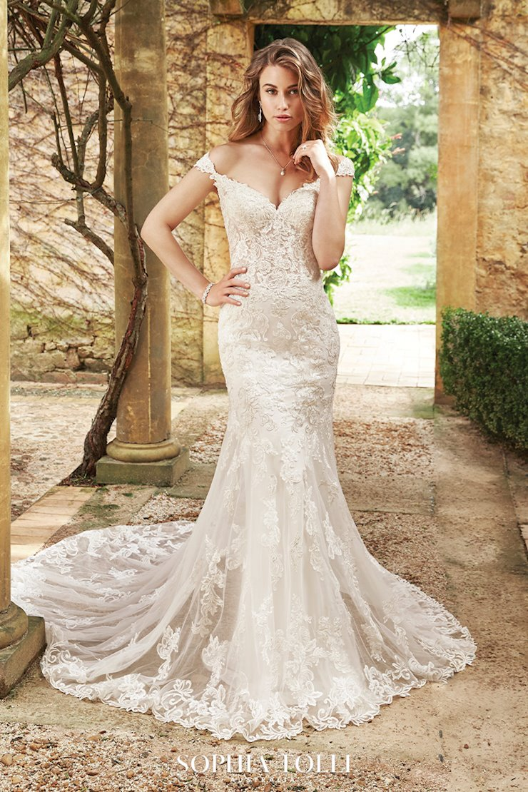 Fit And Flare Wedding Dresses Sophia Tolli