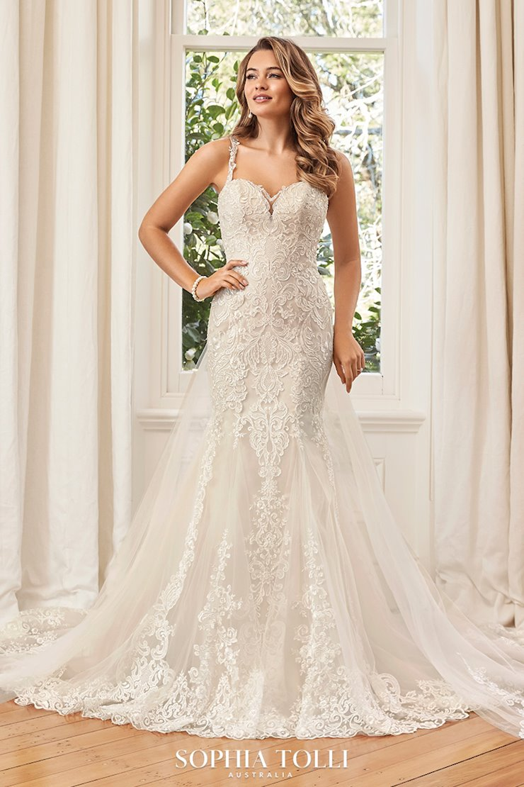 Long Train Wedding Dresses Sophia Tolli