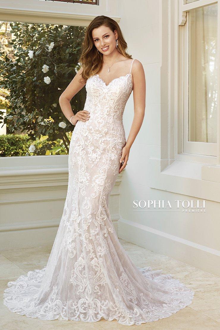 Sophia Tolli Style #Y11967  Image