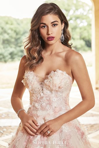 Sophia Tolli Style #Y11973