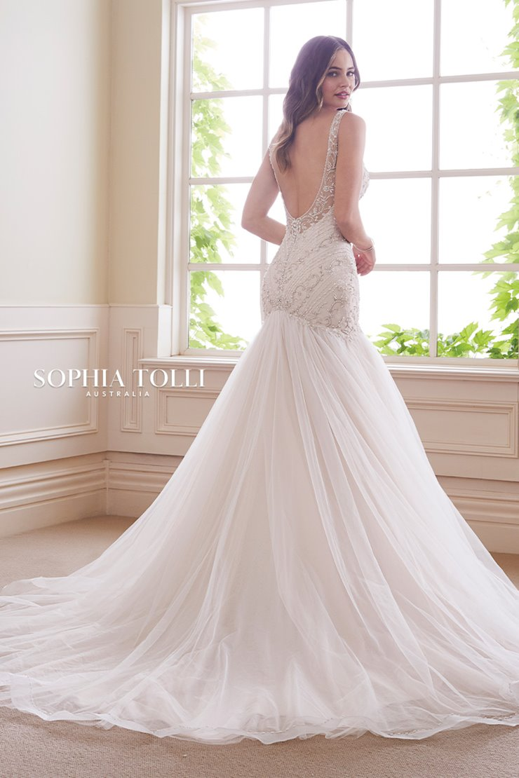 Sophia Tolli Kyanite