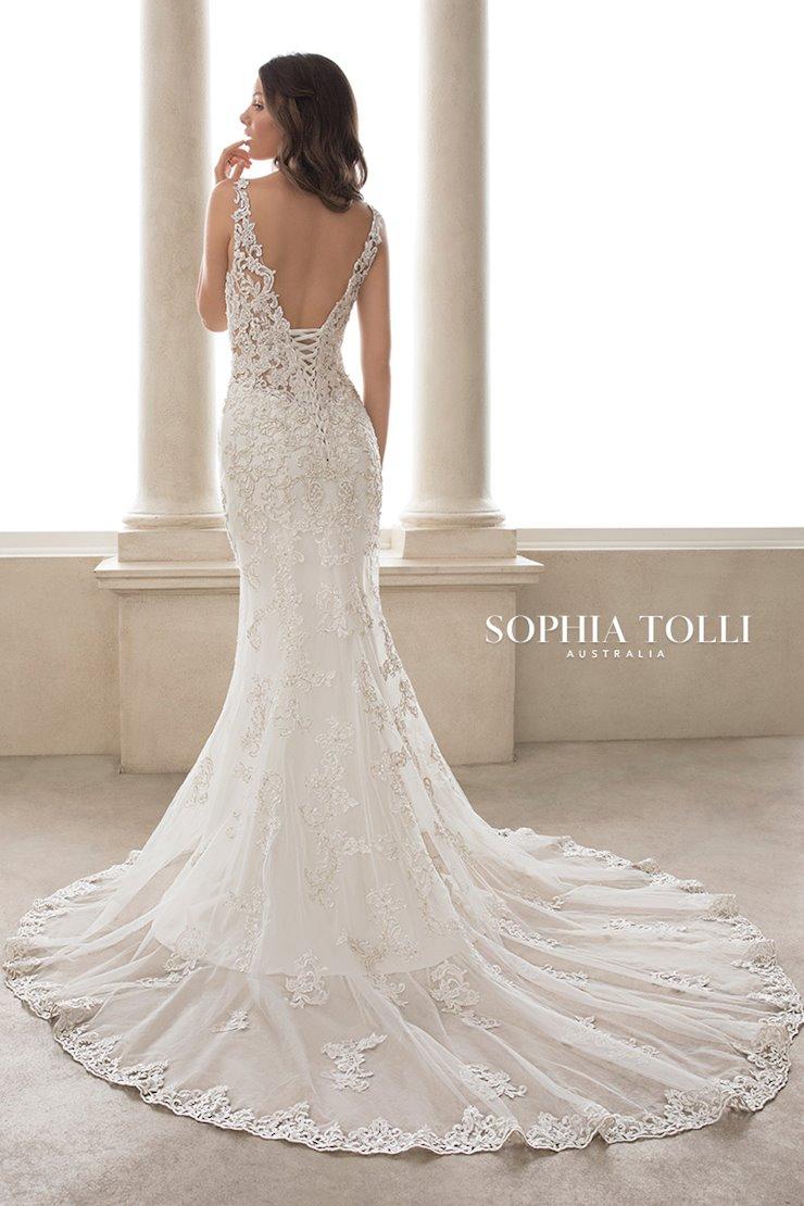 Sophia Tolli Turquoise