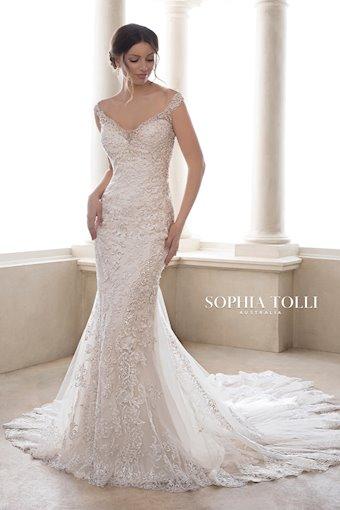 Sophia Tolli Cobalt