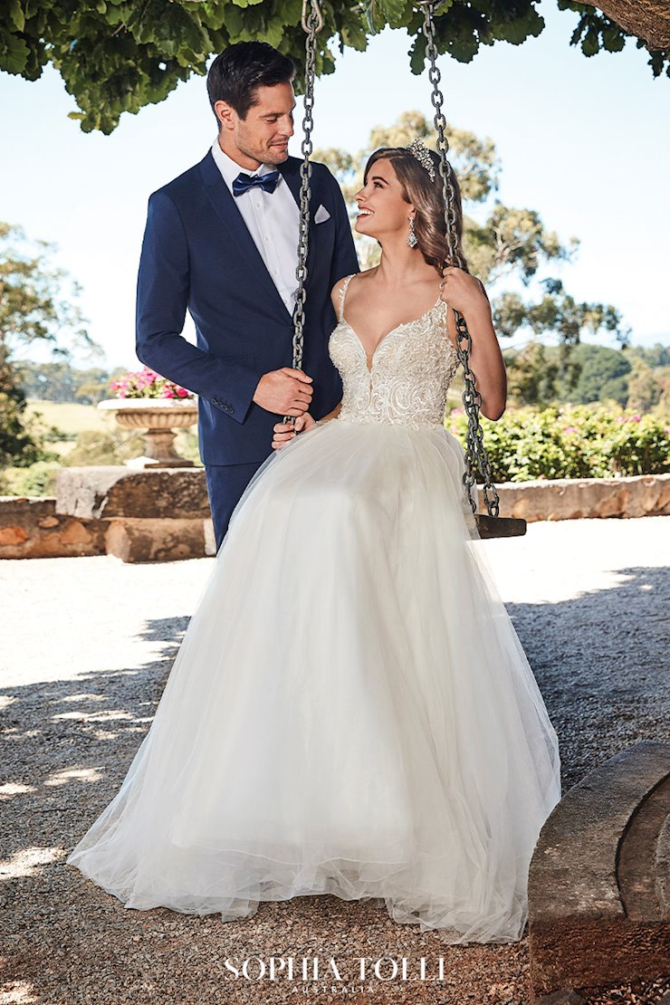 Rustic Wedding Dresses Sophia Tolli