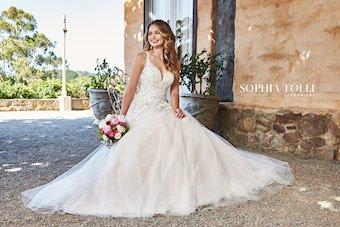 Sophia Tolli Stephanie