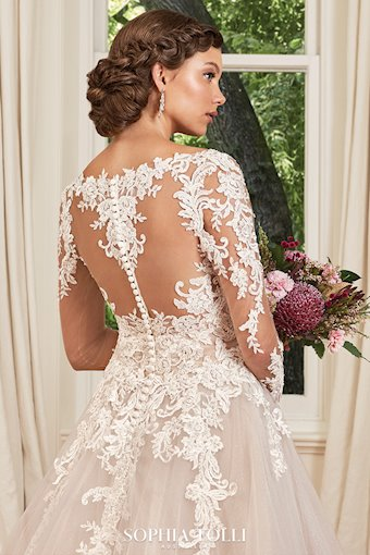 Sophia Tolli Stephanie Grace