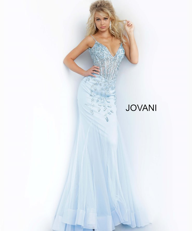 Jovani Prom Dresses Style #63704