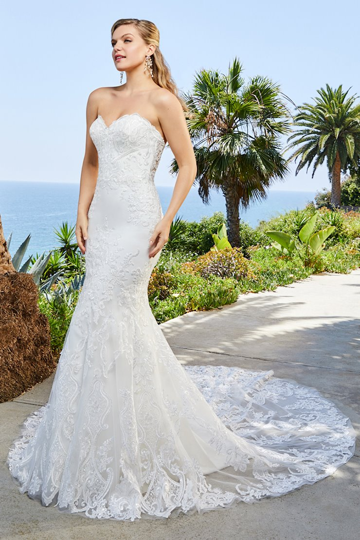 Casablanca Bridal Carter Image