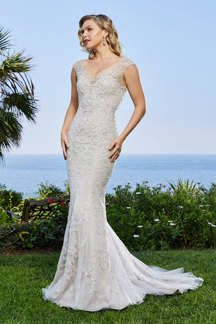 Casablanca Bridal #2410  Image