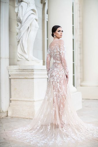 Pedram Couture Style #Petal