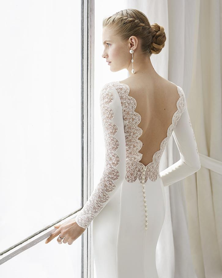Rosa Clara Couture Style #Martina