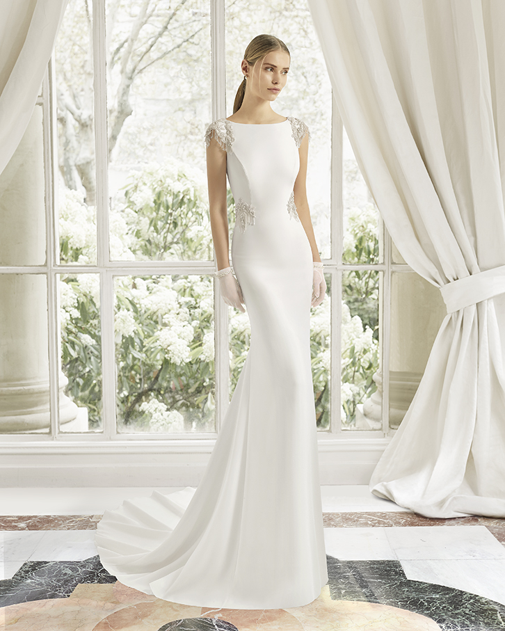 Rosa Clara Couture Style #Naipe