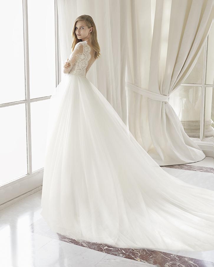 Rosa Clara Couture Style #Pergola