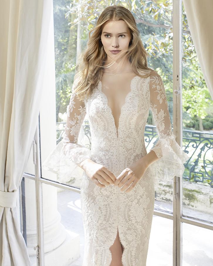 Rosa Clara Couture Style #Ponte