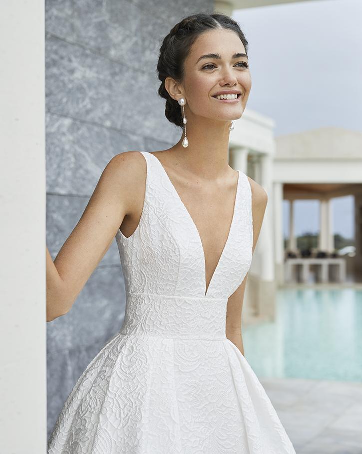 Rosa Clara Couture Style #Sabela