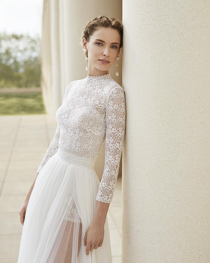 Rosa Clara Couture Style #Sabrina