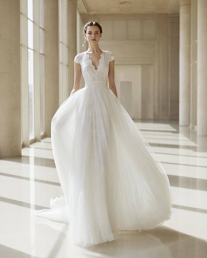 Rosa Clara Couture Style #Saeta