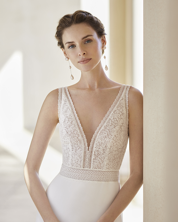 Rosa Clara Couture Style #Salceda