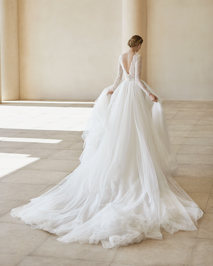 Rosa Clara Couture Style #Saleta