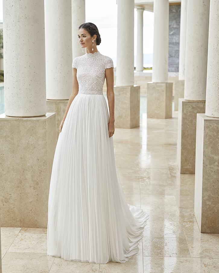 Rosa Clara Couture Style #Salina