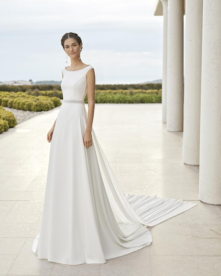 Rosa Clara Couture Style #Salva